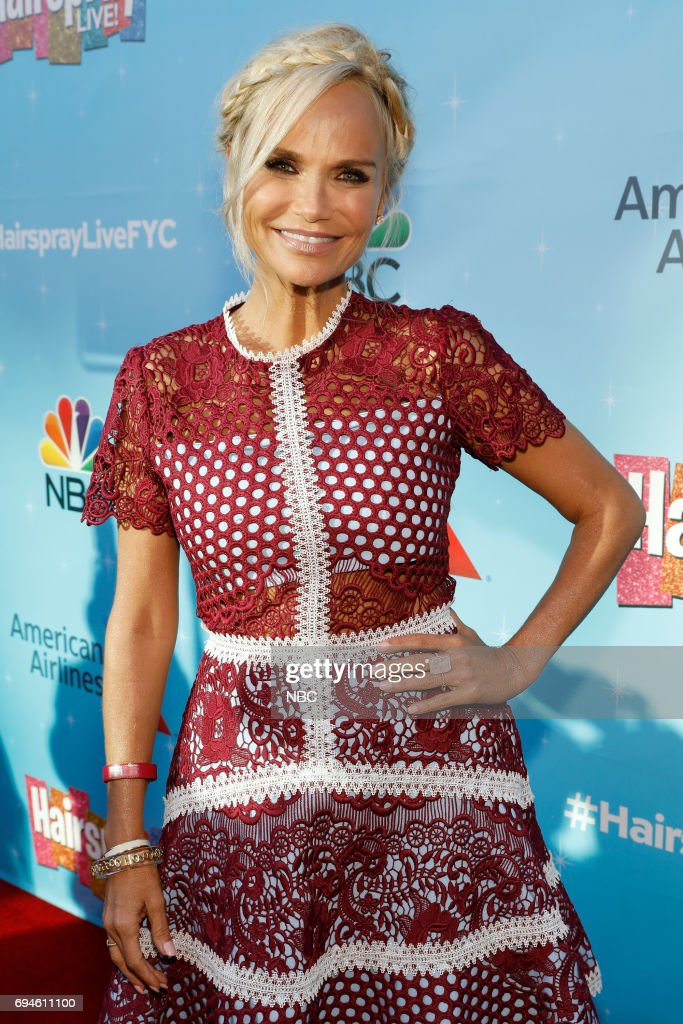 LIVE! -- 'FYC Panel Discussion and Reception' -- Pictured: Kristin Chenoweth at the Saban Media Center at the Television Academy, North Hollywood, CA --