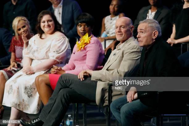 LIVE 'FYC Panel Discussion and Reception' Pictured Kristin Chenoweth Maddie Baillio Jennifer Hudson Neil Meron Executive Producer Craig Zadan...