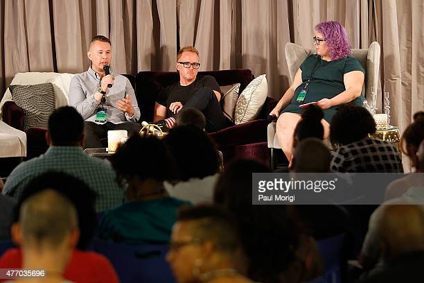 Panelists Jason Hobbs President and Head of Marketing THE FOUND GROUP Adam Farrell Creative Director Loma Vista Recordings and Moderator Jillian...