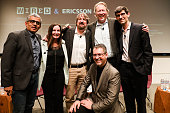 Wired and Ericsson 4IR IRL Panel Discussion