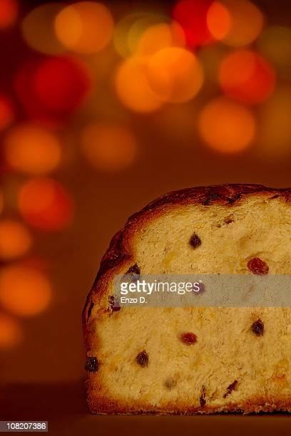 Panettone and Christmas Light