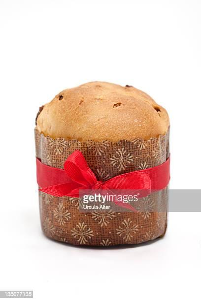 Panettone, italian christmas cake