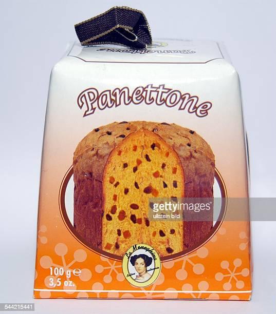 Panettone Italienischer Kuchen