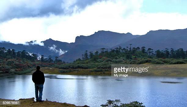 Pankang Teng Tso Lake (Ptso Lake), Arunachal Prade
