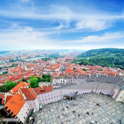 Panoram de Praga