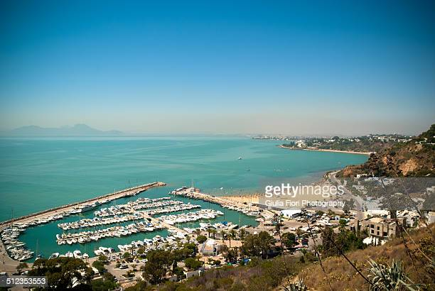 Panorama from Sidi Bou Said
