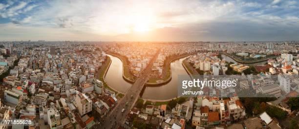 Panorama Ho Chi Minh City