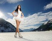Panorama Ice Skating (XXXL)