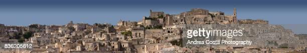 Panorama Matera città della cultura 2018