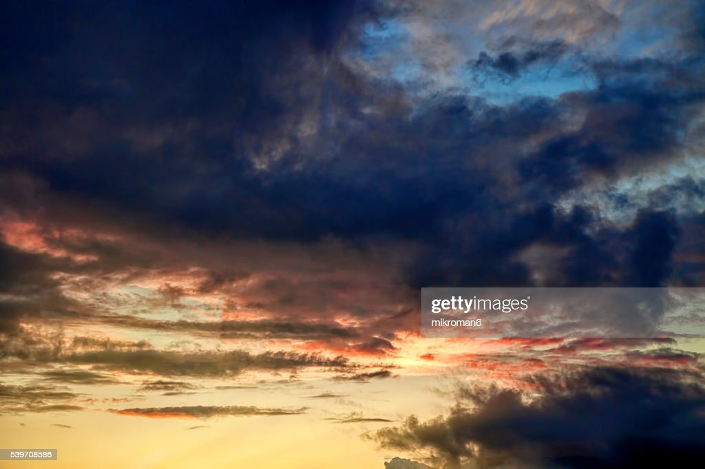 Blue <b>Sky</b> With Clouds <b>Panorama</b> Stock Photos, Royalty-Free Images ...