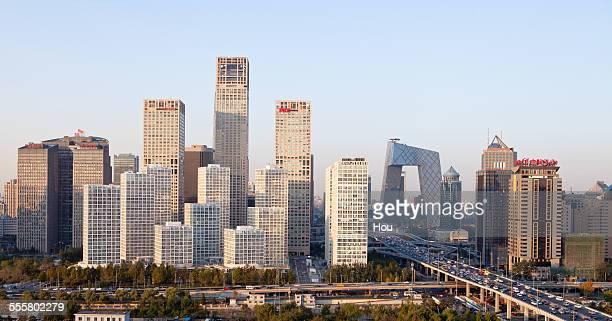 panorama of beijing