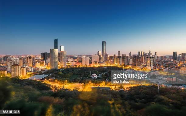 Panorama of Dalian