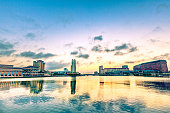 Panorama of Downtown Tampa