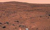 Panorama of Mars