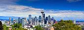 Panorama of Seattle