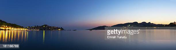 Panorama of Tilkicik Bay