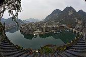 Panorama of Zhengyuan