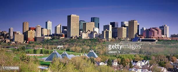 Panoramic Edmonton