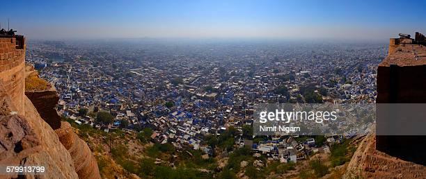 Panoramic Jodhpur City