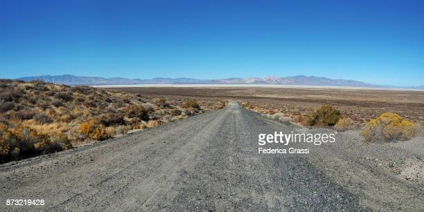 Panoramic of The Playa, Black Rock Desert, Nevada