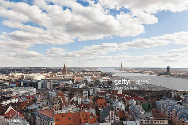 Panoramic Riga