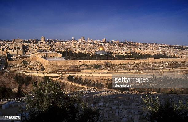 Panoramic view Jerusalem