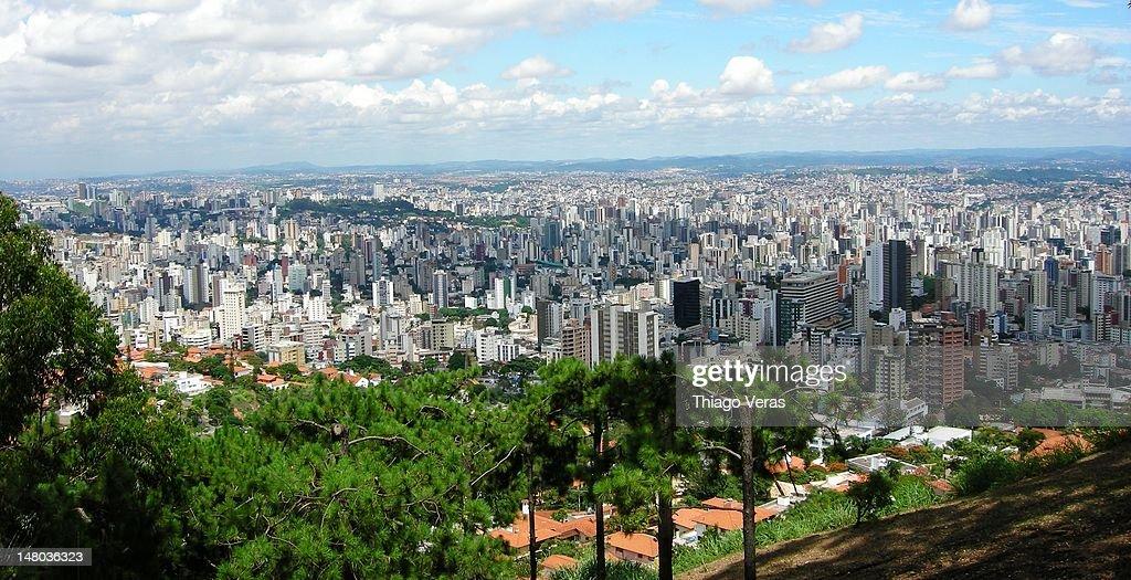 Panoramic view of Belo Horizonte