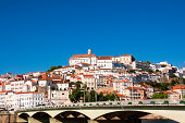Panoramic view of Coimbra, Portugal