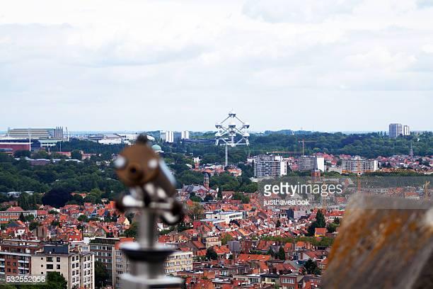 Panoramablick auf Heysel