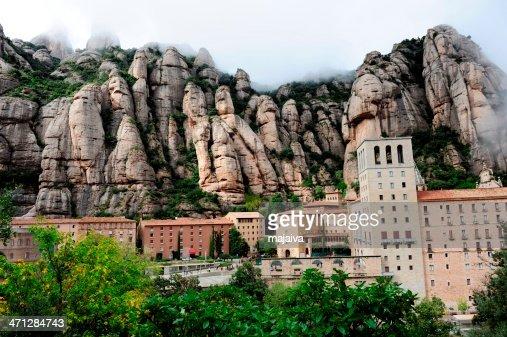 Monserrat 修道院