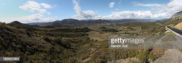 Panoramique des Corbières, Aude