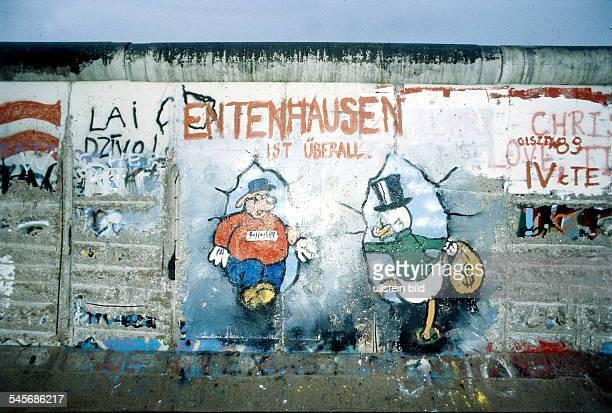 Panzerknacker und Dagobert Duck'Entenhausen ist überall' 1989