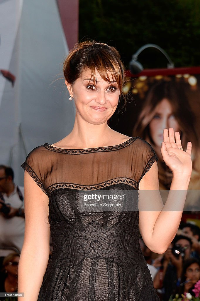 Paola Cortellesi attends the 'Jealousy' Premiere during the 70th Venice International Film Festival at the Palazzo del Cinema on September 5, 2013 in Venice, Italy.