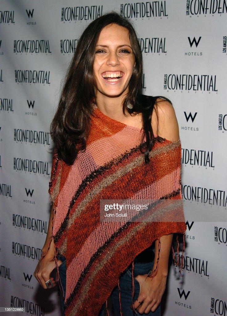LA Confidential Magazine's Pre-Oscar Party
