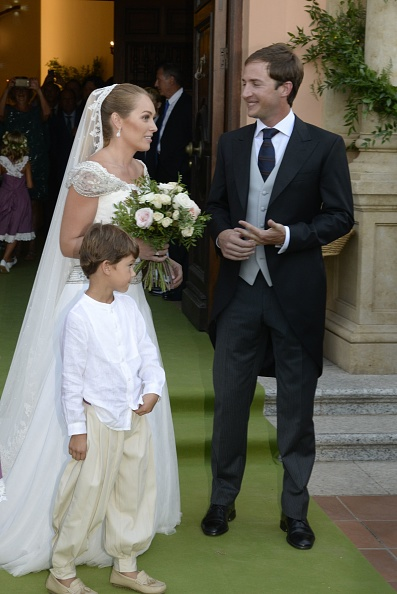 paola-zobel-and-santiago-laborde-attend-their-wedding-on-august-30-picture-id598026906