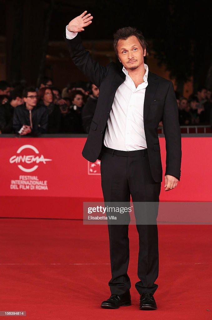 Paolo Franchi attends the 'E La Chiamano Estate' Premiere during the 7th Rome Film Festival at the Auditorium Parco Della Musica on November 14, 2012 in Rome, Italy.