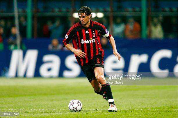Paolo MALDINI Milan Ac / Bayern de Munich 1/4 de Finale Champions League