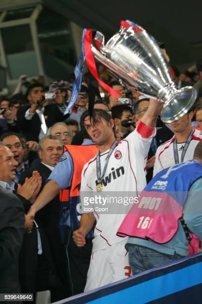 Paolo MALDINI Milan Ac / Liverpool Finale de Champions League Athenes
