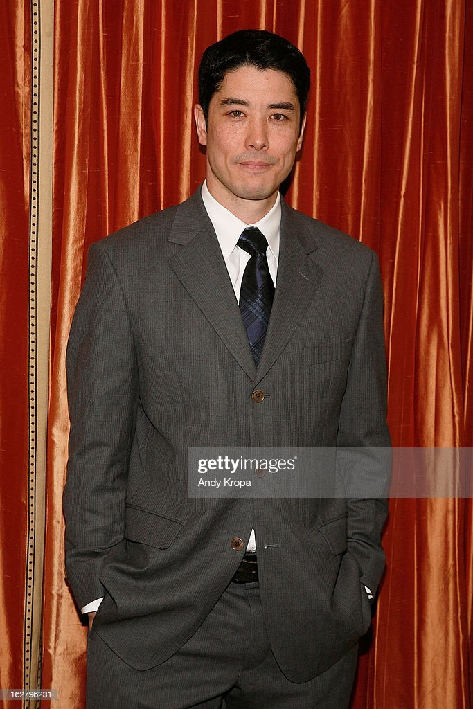 Paolo Montalban attends the 'Breakfast At Tiffany's' Press Preview at Cafe Carlyle on February 27, 2013 in New York City.