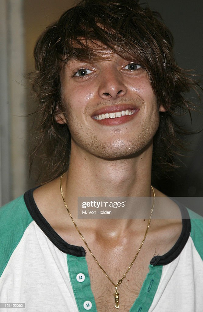 Paolo Nutini Performance- New York - August 1, 2006