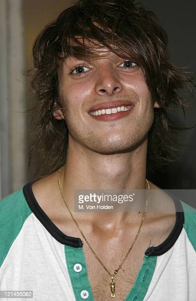Paolo Nutini during Paolo Nutini Performance New York August 1 2006 at The Cutting Room in New York NY United States