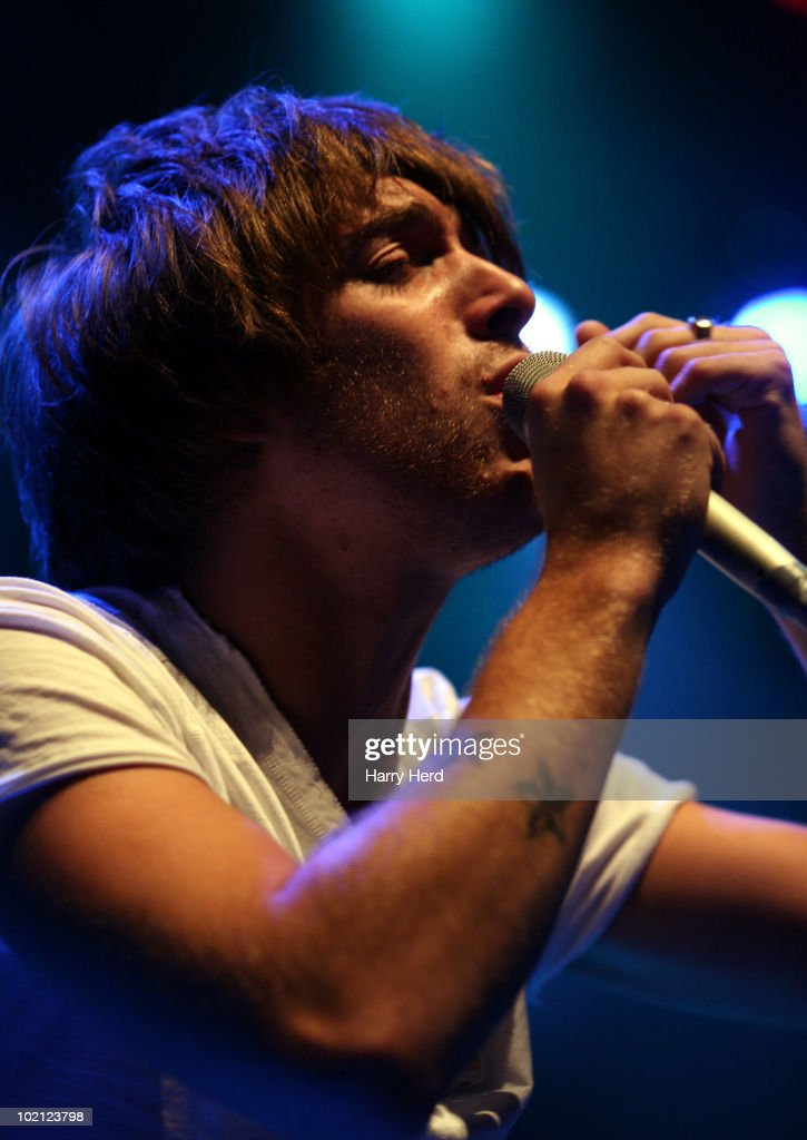 Paolo Nutini performs at the Royal Festival Hall on June 15, 2010 in London, England.