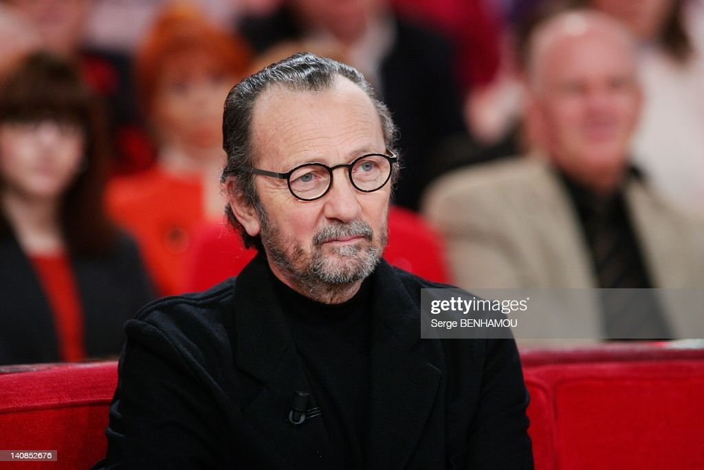 Paolo Roversi attends Vivement Dimanche Tv show on February 1, 2012 in Paris, France.