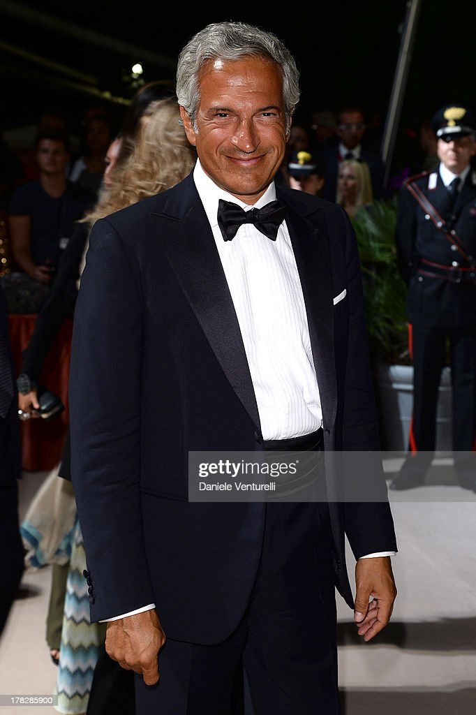 Paolo Veronesi attends the Opening Ceremony during The 70th Venice International Film Festival on August 28, 2013 in Venice, Italy.