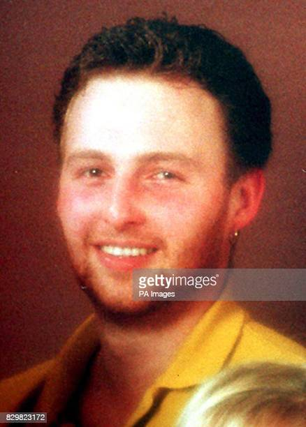 pap man1 WARRINGTON 25/11/94 Collect pic of Michael Murray who was blasted to death with a shotgun along with his friend Raymond Maguire while...