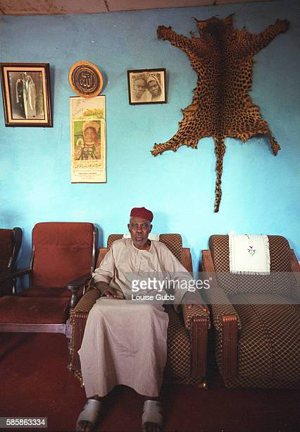Papa Abdo Nkanjouone was the first on the scene of death in 1984 when a gas cloud of carbon dioxide asphyxiated 37 people Luckily Papa Abdo survived...