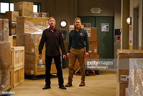 STANDING 'Papa Bear' Tim Allen is back for a sixth season of 'Last Man Standing' as Mike Baxter the straighttalking champion of common sense in a...