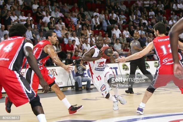 Pape AMAGOU Nancy / Chalon sur Saone Match des champions