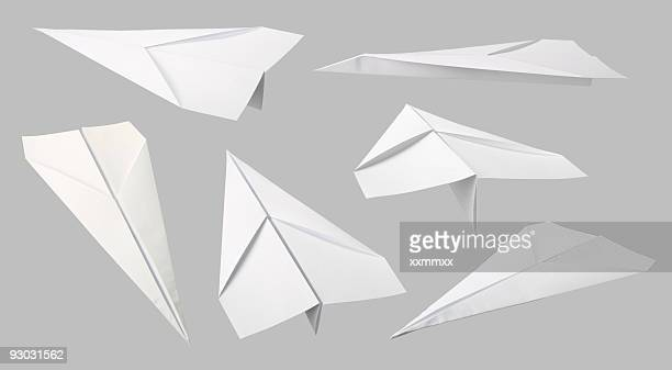 paper airplanes collection