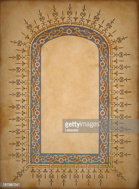 Paper Background Oriental Design